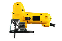New professional jig saw Royalty Free Stock Photo