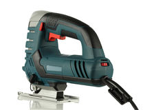 New professional jig saw Stock Images