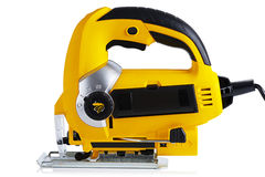 New professional jig saw Royalty Free Stock Image