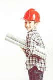 New project manager Stock Image