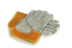 New protective gloves Stock Images
