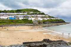 New Quay Wales Royalty Free Stock Photo