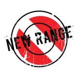 New Range rubber stamp Stock Photo