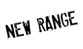 New Range rubber stamp Royalty Free Stock Images