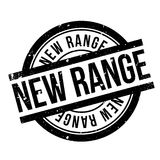 New Range rubber stamp Stock Photography