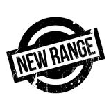 New Range rubber stamp Royalty Free Stock Photography