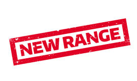 New Range rubber stamp Royalty Free Stock Photo