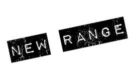 New Range rubber stamp Stock Image