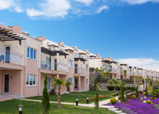 New real estate development Stock Photography