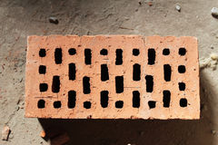 New red brick Royalty Free Stock Photos