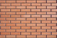 New red brick wall Stock Photography