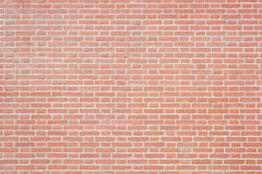New red bricks wall texture background Royalty Free Stock Photography