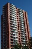 New red building in Beijing Stock Image