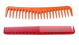 New red combs Stock Photography
