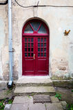 New red door Stock Images