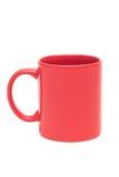New red mug Stock Photos