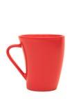 New red mug Royalty Free Stock Photography