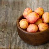 New red potatoes Stock Photos