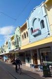 New Regent Street in Christchurch - New Zealand Stock Photos