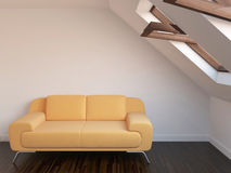 New relaxation room Stock Images