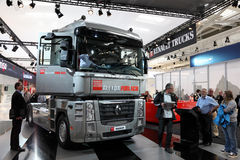 New Renault Magnum Truck Royalty Free Stock Photography