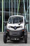 New renault twizy Stock Image