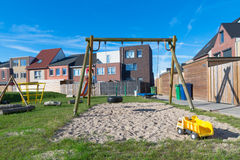 New residential area Royalty Free Stock Photos