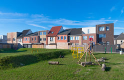 New residential area Stock Photos