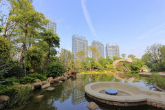 New residential area at xiang-an distric Royalty Free Stock Images