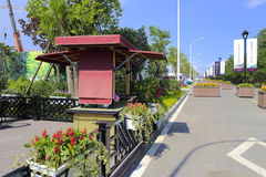 The new residential area yixishufu Stock Photography