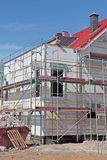 New residential building Stock Photos