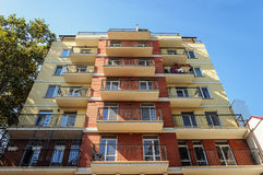 New residential building Royalty Free Stock Photography