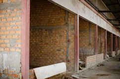 New residential construction Stock Photos