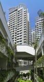 New Residential Estate Stock Image