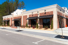 New retail space available for rent Royalty Free Stock Image