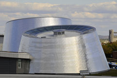 The new Rio Tinto Alcan Planetarium Royalty Free Stock Images