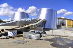 The new Rio Tinto Alcan Planetarium Stock Photo