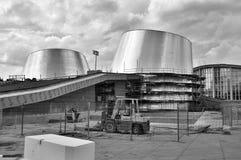 The new Rio Tinto Alcan Planetarium Stock Photography