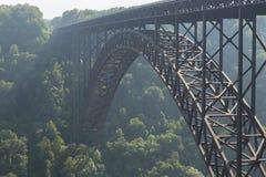 New River Bridge Royalty Free Stock Photography