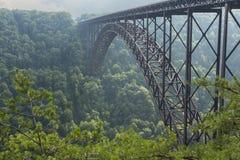 New River Bridge Stock Image