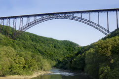 New River Gorge Bridge Stock Image