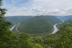 New River Gorge Scenic Stock Photos
