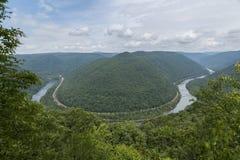 New River Gorge Scenic Stock Photos