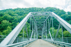 New river gorge scenics. In mountains Stock Photos