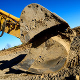 New road construction Royalty Free Stock Photography