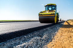New Road Construction Stock Images
