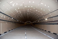 New road tunnel Royalty Free Stock Image