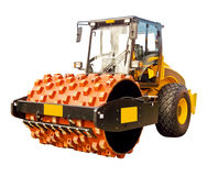 New roller with spikes Royalty Free Stock Image