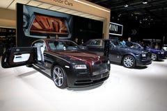 The New Rolls-Royce Phantom Stock Photo