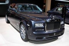 The New Rolls-Royce Phantom Royalty Free Stock Photo